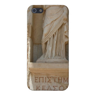 Episteme: Personification of Knowledge Cover For iPhone SE/5/5s