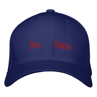 Epistemic Carlson Hat Embroidered Hats