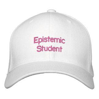 Epistemic Student Hat Baseball Cap