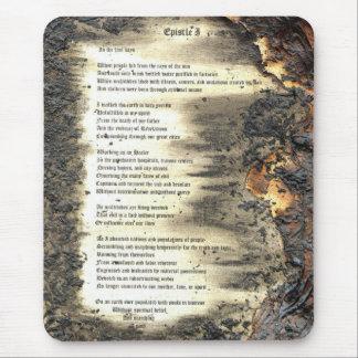 Epistle 1 mouse pad