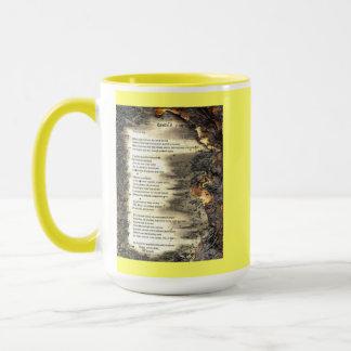 Epistle 1 mug