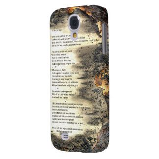 Epistle 1 samsung galaxy s4 cover