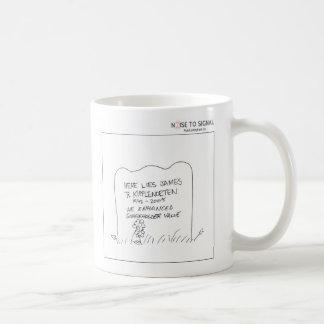 Epitaph Classic White Coffee Mug