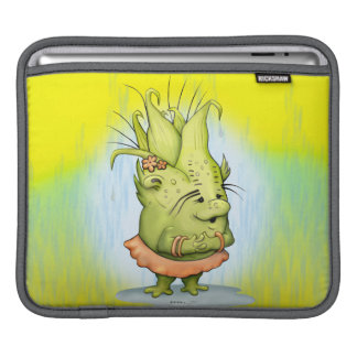 EPIZELLE ALIEN CARTOON iPad H Sleeve For iPads
