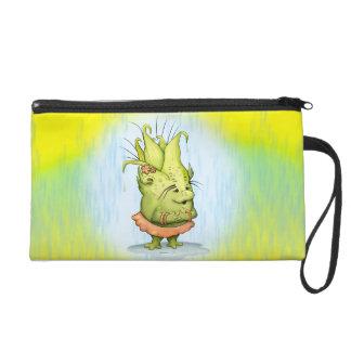 EPIZELLE CARTOON Wristlet Bag