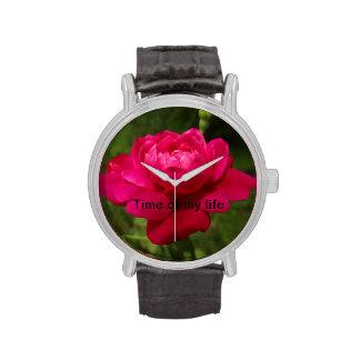 Época de mi vida relojes de pulsera