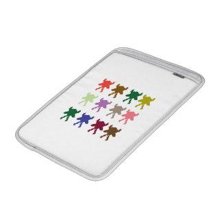 Épocas felices - diseños del bebé de la danza del  fundas MacBook