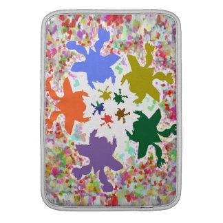 Épocas felices - diseños del bebé de la danza del  fundas macbook air