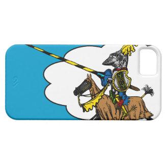 Épocas medievales - declaración del amor funda para iPhone SE/5/5s