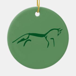 Epona Ceramic Ornament
