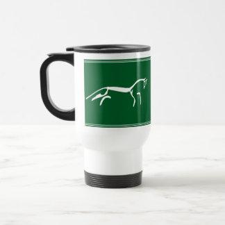 Epona 15 Oz Stainless Steel Travel Mug