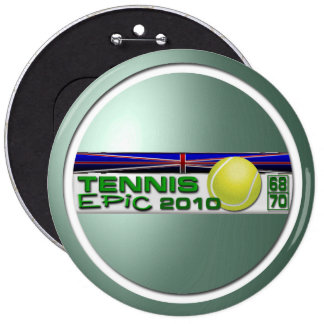Epopeya 2010 del tenis pin