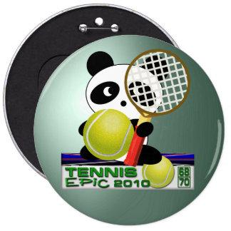 Epopeya del tenis pins