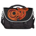 Epopeya (en rojo y negro) bolsas de ordenador