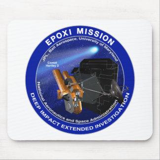 EPOXI Mission Logo Mouse Pad