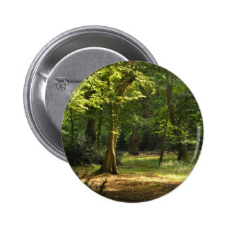 Epping Forest 2 Inch Round Button
