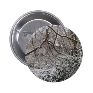 Epping Forest In Winter Button