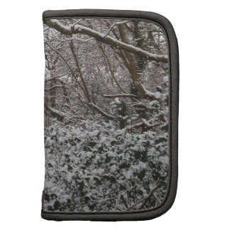 Epping Forest In Winter Folio Planners
