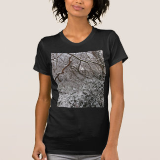 Epping Forest In Winter Tee Shirts