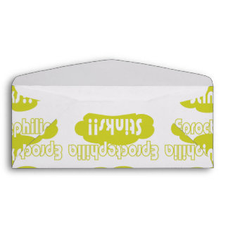 Eproctophilia Stinks!! Envelope