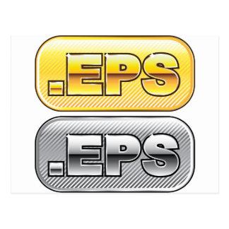 EPS extension Postcard