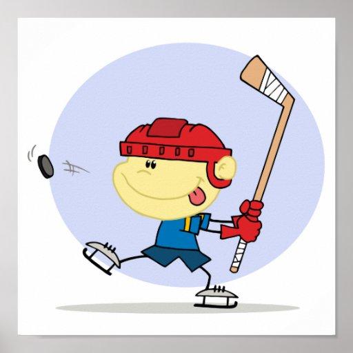 eps_Hockey-kid-6 Póster