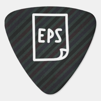 Eps Papers Sign Guitar Pick