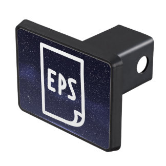 Eps Papers Sign Tow Hitch Cover