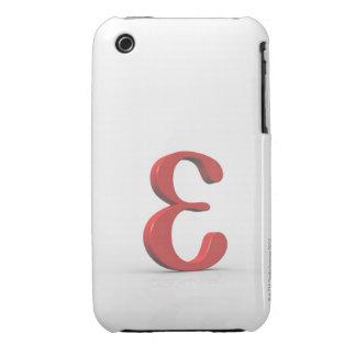 Épsilon 2 Case-Mate iPhone 3 protector