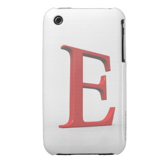 Épsilon iPhone 3 Case-Mate Cárcasas