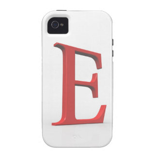 Épsilon Vibe iPhone 4 Funda