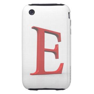 Épsilon iPhone 3 Tough Fundas