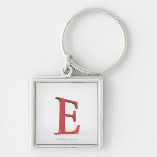 Epsilon Keychain