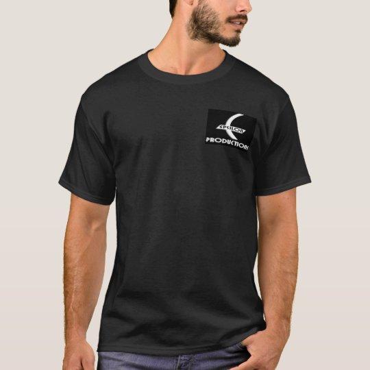 Epsilon Logo Black T-Shirt