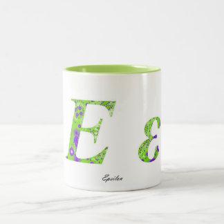 EPSILON Two-Tone COFFEE MUG