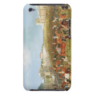 Epsom Races: The Race Over (oil on canvas) iPod Touch Cases
