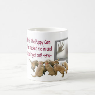 EPW Camera Trap 11 Oz Magic Heat Color-Changing Coffee Mug