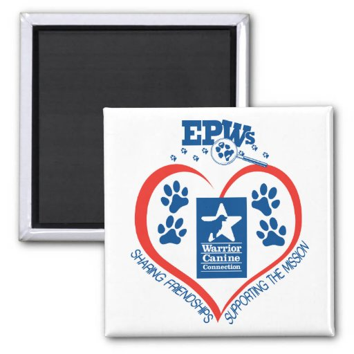 EPW Heart Magnet