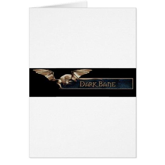 EQ Bertox Dark Bane Guild Card