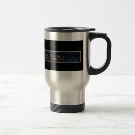 EQ Bertox Dark Bane Guild Travel Mug