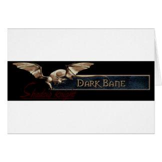 EQ Dark Bane Guild Shadow Knight Card