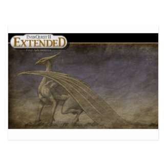 EQII Extended - postcard