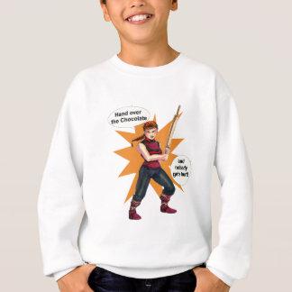 EQTC Chocolate Sweatshirt