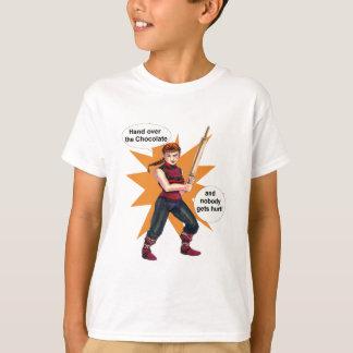 EQTC Chocolate T-Shirt