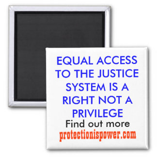 Equal Access Magnet