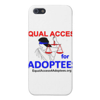 equal access tee cover for iPhone SE/5/5s