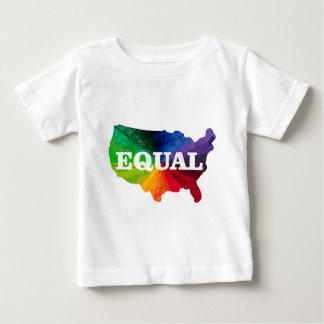 Equal America.png Baby T-Shirt