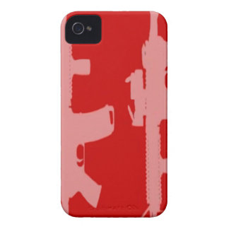 Equal gun rights iPhone 4 case