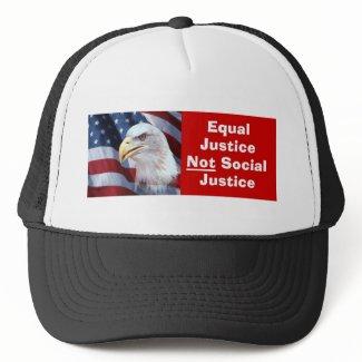 equal justice hat hat