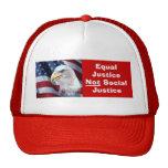 equal justice hat